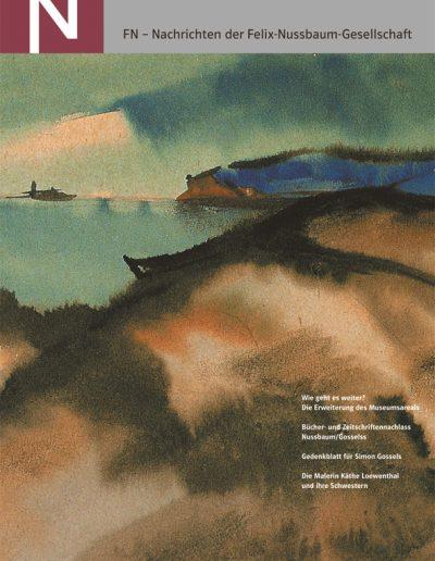 Cover FN-Nachrichten 12/2009